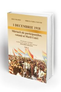 1 decembrie 1918 vol I, 2018