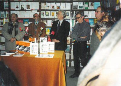 Alături de Constantin Cublesan, Ilie Călian, Petru Poantă, Mircea Popa