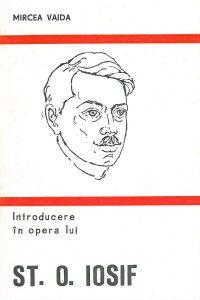 Introducere în opera lui Șt. O. Iosif, 1977