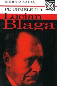 Pe urmele lui Lucian Blaga, 1982